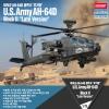 AC12511 AH-64D Block II (Late) Longbow Apache 1/72