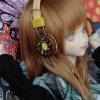 Headphones Donut Chocolate
