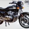 TA16020 Honda CB750F 1/6