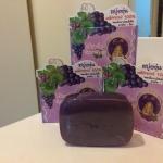 Miracle Grape Soap by K&K Beautiful สบู่องุ่น
