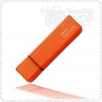 Midori Soft Pen Case - Orange