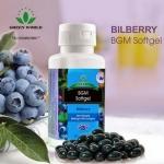 10 ประโยชน์ของสารสกัดจากบลูเบอร์รี่ ใน BGM Softjel บีจีเอ็ม ซอฟเจล