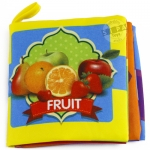 หนังสือผ้า Fruit ผลไม้