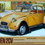TA25415 Citroen 2CV 1/24