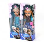 ตุ๊กตาดีสนีย์เจ้าหญิงเอลซ่า&เจ้าหญิงแอนนา แพคคู่ลิขสิทธิ์ของแท้...(Frozen Disney Princess Toddler Elsa & Anna)