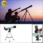 กล้องโทรทรรศน์ ดูดาว สำหรับเด็กและมือใหม่ Telescope 20x 30x 40x