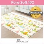 แผ่นรองคลาน PARKLON Pure Soft Mat ลาย Indian Town มีลายทั้ง 2 ด้าน ขนาด 130x190x1.2cm - ส่งฟรี!!