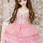 [PRE-ORDER] Pink Pastel SD13G ver.
