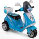 รถมอเตอร์ไซค์ (รถแบต) สีฟ้า...ฟรีค่าจัดส่ง