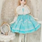 [PRE-ORDER] Winter Romance - Baby Blue