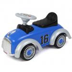 รถขาไถคลาสสิค สีน้ำเงิน