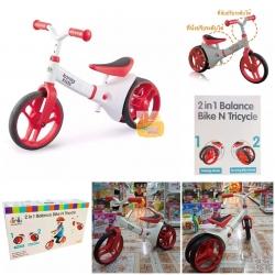 จักรยาน 3 ล้อ ฝึกทรงตัว Konig kids ของแท้