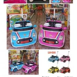 รถแบตเตอรี่เด็ก รุ่นมินิ 3 in 1 LND01