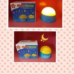 Sleep Lamp รูปดาวพร้อมเสียงเพลงกล่อม