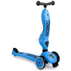 สกู๊ตเตอร์+จักรยานทรงตัว สีน้ำเงิน (Scooter+Balance Bike) ฟรีค่าจัดส่ง