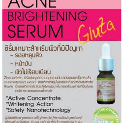 เซรั่ม ดอกไม้ สำหรับผิวบอบบางและแพ้ง่าย (Acne Brightening Serum)