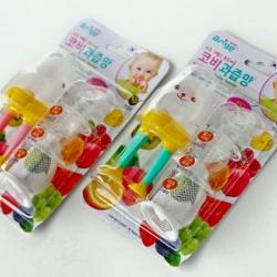 ที่กัดผลไม้ จากอังจู(Made in Korea)