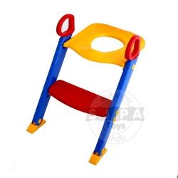 กระโถนบันได Toilet Ladder Chair...ฟรีค่าจัดส่ง