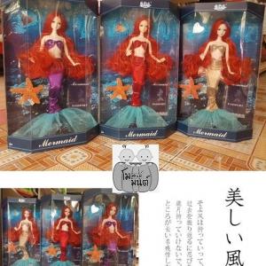 Mermaid ตุ๊กตาเงือกน้อย