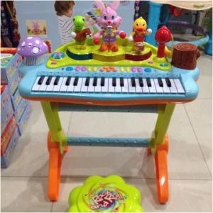 Multifuction เปียโน+เก้าอี้นั่ง