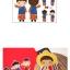 ผ้าสักหลาดเกาหลี ตุ๊กตาพื้นบ้าน (Boy) 1mm มี 7 แบบ ขนาด 45x30 cm/ชิ้น (Pre-order) thumbnail 11