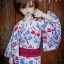 MSD Yukata Set - Midsummer Dragonfly (Shiro) thumbnail 2