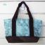 กระเป๋าเก็บอุณหภูมิก้นแคบ Sumikko Gurashi สีฟ้า thumbnail 2