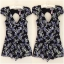 Lipsy black Playsuit Size Uk8 thumbnail 2