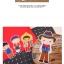 ผ้าสักหลาดเกาหลี ตุ๊กตาพื้นบ้าน (Boy) 1mm มี 7 แบบ ขนาด 45x30 cm/ชิ้น (Pre-order) thumbnail 9