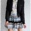 ((ขายแล้วครับ))((คุณSaichonจองครับ))ca-2763 เสื้อแจ๊คเก็ตขนเป็ดสีดำ รอบ36 thumbnail 3