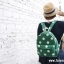 กระเป๋าเป้ยี่ห้อ Super Lover มินิ Retro Polka Dot สไตล์ญี่ปุ่นป่า (Preorder) thumbnail 5