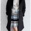 ((ขายแล้วครับ))((จองแล้วครับ))ca-2788 เสื้อโค้ทกันหนาวผ้าร่มสีดำ รอบอก36 thumbnail 3