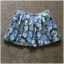 Topshop Floral Skirt Size UK 12 thumbnail 2
