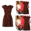Louche Joy Lillie Rose Dress size uk8 thumbnail 2