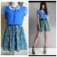 Yumi Frill Sleeve Dress Size S/M thumbnail 1