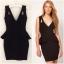 Lipsy black Dress size Uk8 thumbnail 1