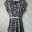 Yumi Playsuit Floral with Belt Size uk10 thumbnail 4