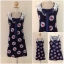 Miss selfridge Bird Navy shit Dress size uk8-uk10 thumbnail 3