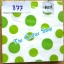 napkin ลายวงกลมเขียวขาว (รหัสสินค้า NA-877) thumbnail 1