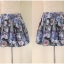 Topshop Floral Skirt Size UK 12 thumbnail 3