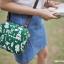 กระเป๋าสะพายข้างยี่ห้อ Super Lover ของแท้ญี่ปุ่นและเกาหลีใต้ผ้าใบมินิมินิน่ารัก มี 5 ลาย (Pre-order) thumbnail 8
