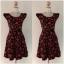 Louche Joy Lillie Rose Dress size uk8 thumbnail 3