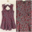 River island Floral Playsuit Size uk10 thumbnail 5