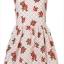Topshop summer Dress Size Uk10 thumbnail 4