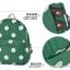 กระเป๋าเป้ยี่ห้อ Super Lover มินิ Retro Polka Dot สไตล์ญี่ปุ่นป่า (Preorder) thumbnail 14