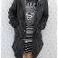 ((ขายแล้วครับ))((จองแล้วครับ))ca-2741 เสื้อโค้ทกันหนาวสีดำ รอบอก40 thumbnail 3