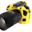 Nikon D800 EasyCover Silicone Case -Yellow