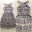Dorothyperkins Floral Dress Size Uk8-uk10 thumbnail 2