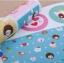 ผ้าสักหลาดเกาหลี ลาย Soul mate size 1 mm (Pre-order) ขนาด 45x30cm thumbnail 13