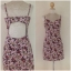 Topshop Floral rose Dress thumbnail 2